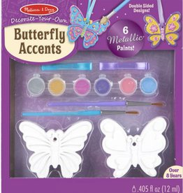 Melissa & Doug DYO Butterfly Accents