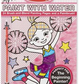 37215115e207 Melissa & Doug My First Paint With Water-Pink