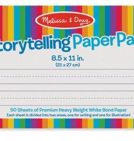 Melissa & Doug Storytelling Paper Pad