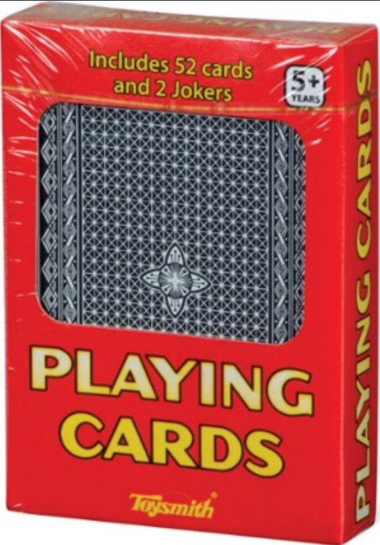 Toysmith Playing Cards