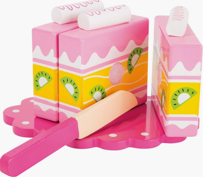Legler USA Small Foot Cake Playset