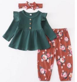 Honeydew kids clothing 3 PC BABY SET