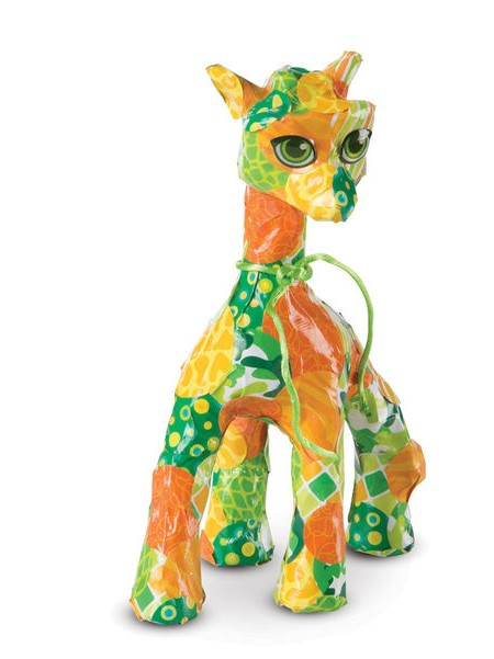 Melissa & Doug Decoupage Made Easy - Giraffe