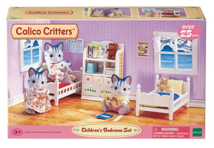 Calico Critters Calico Critters Children\'s Bedroom Set - Josephs ...