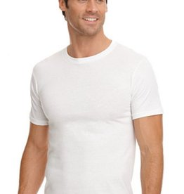 JOCKEY Crew Neck T-Shirts (3 Pack) White