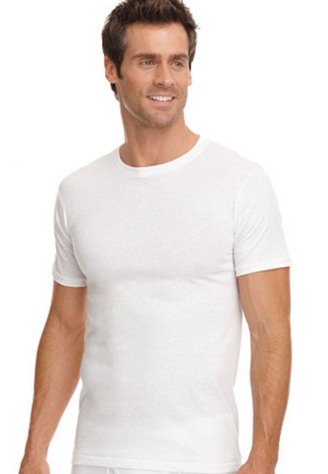 5c2aeb02 JOCKEY Crew Neck T-Shirts (3 Pack) White - Josephs Department Store