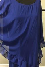 Last Tango Last Tango Chiffon Poncho Dress MS 1163