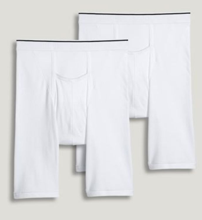 JOCKEY 2-Pack Athletic Midway Brief