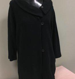 Et ' Lois Et' Lois Ashley L/S Round Collar Coat TB6520