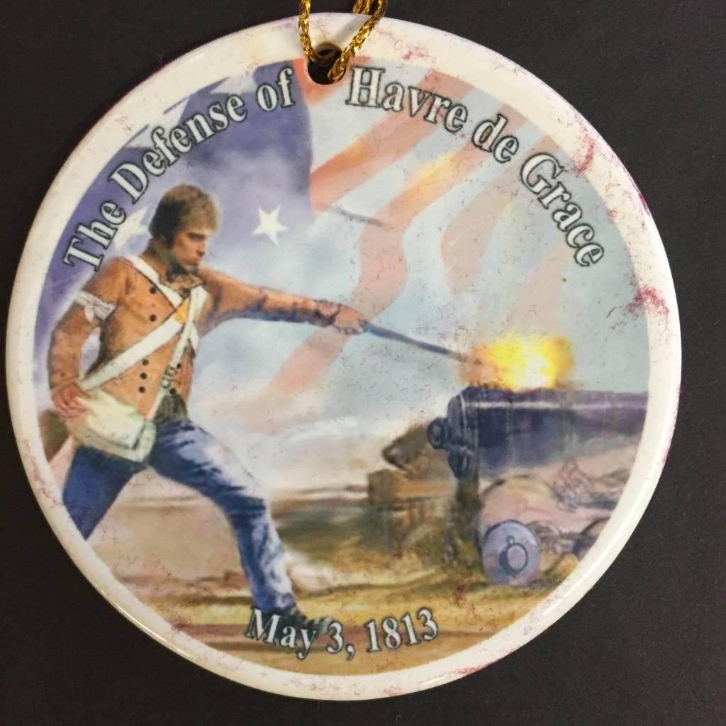 HdG Arts Commission Medallion