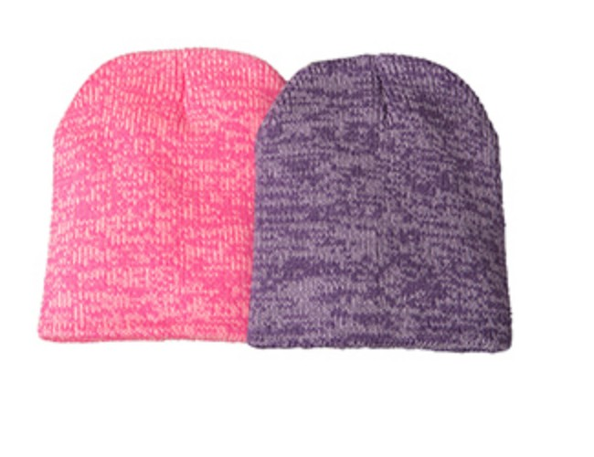 Broner Hats Broner Girls Marled Beanie 62-620 - Josephs Department Store 676e3f3d6b13