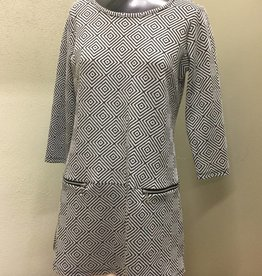 Pure Essence Tunic, 3/4 Sleeves 173-4438