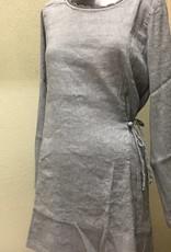 Kleen Long Sleeve Tie Tunic A2369129