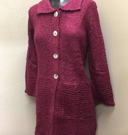WIND RIVER Wind River KN631D Boucle Coat