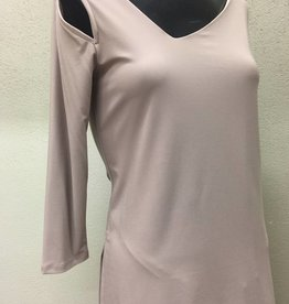 Last Tango Last Tango  Asymetrical Top with shoulder cut outs