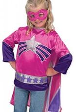 Melissa & Doug Role Play - Super Heroine