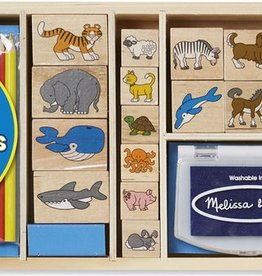 Melissa & Doug Stamp Set- Animal