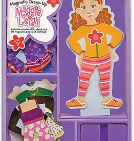 Melissa & Doug MAGNETIC DRESS UP - MAGGIE LEIGH