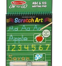 Melissa & Doug Writing Book- ABC & 123