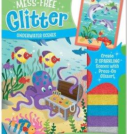 Melissa & Doug Mess-Free Glitter Underwater Scenes