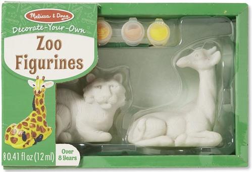 Melissa & Doug DYO Zoo Animals