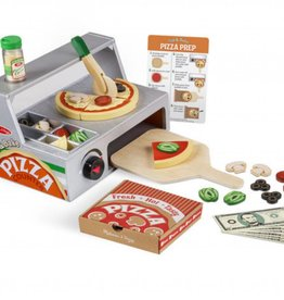 Melissa & Doug Top & Bake Pizza Counter