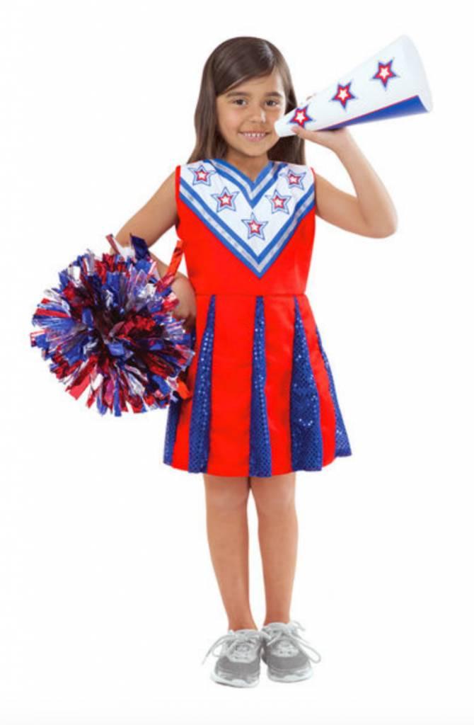 Melissa & Doug Role Play - Cheerleader