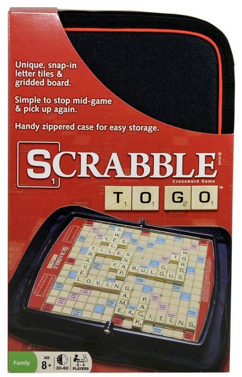 Scrabble To Go