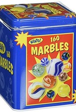 Toysmith Marbles in a Tin Can