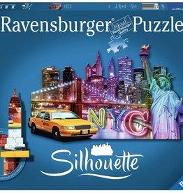 Ravensburger NYC Skyline - Silhouette