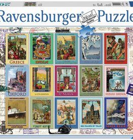 Ravensburger Vacation Stamps