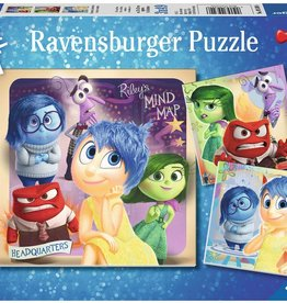 Ravensburger Disney Inside Out: Emotional Adventure