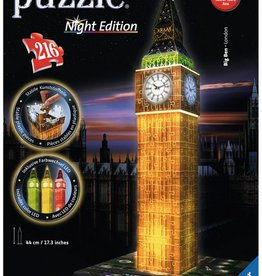 Ravensburger Big Ben (Night Edition) 3D
