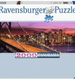 Ravensburger Bay Bridge, SF