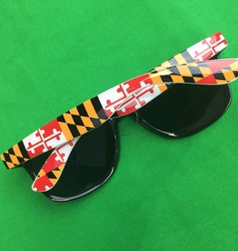 MD Flag Sunglasses