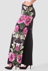 Joseph Ribkoff Wide Flare Floral Printed Pant
