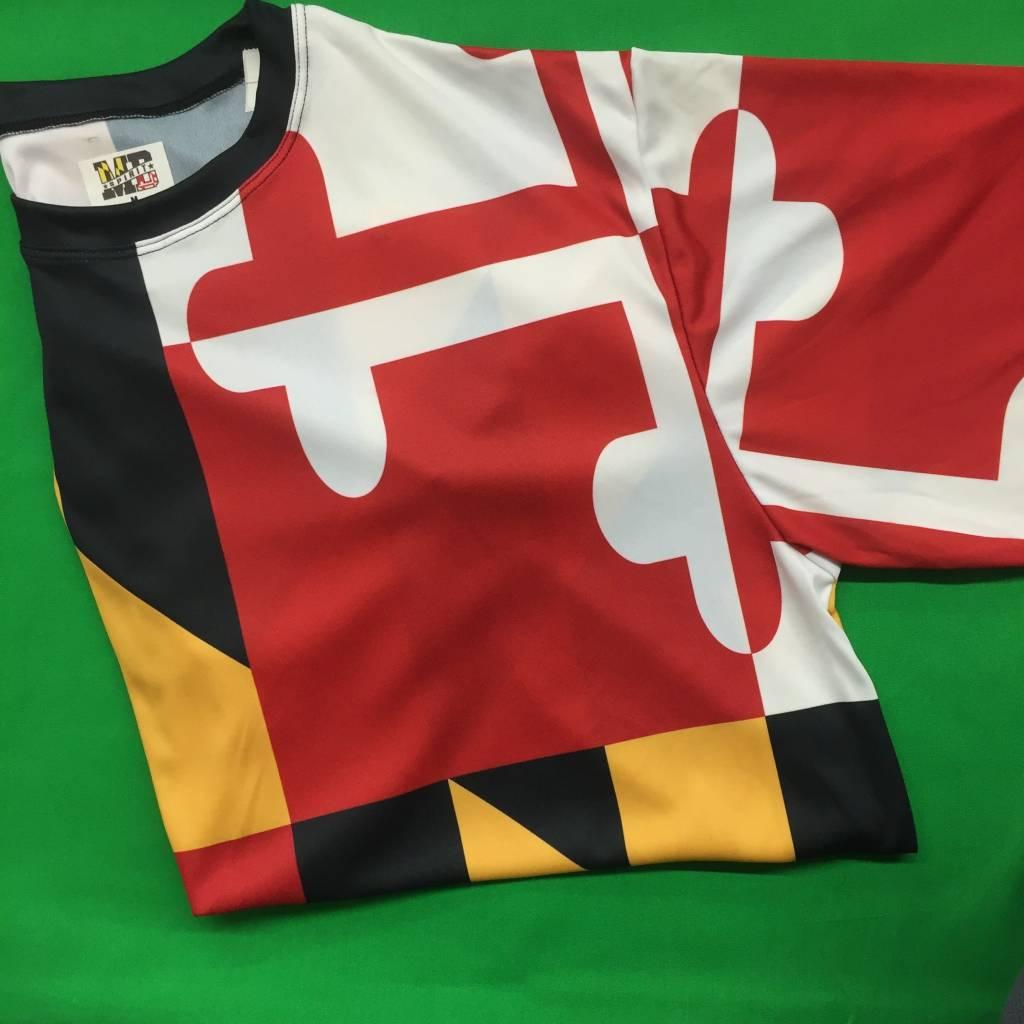 MD Flag T-Shirts