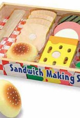 Melissa & Doug Sandwich Making Set