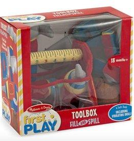 Melissa & Doug Fill and Spills Toddler Toolbox