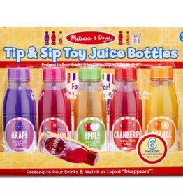 Melissa & Doug Tip & Sip Juice Bottles