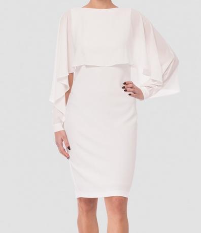 Joseph Ribkoff Two Tiered Ladies Dress 181261