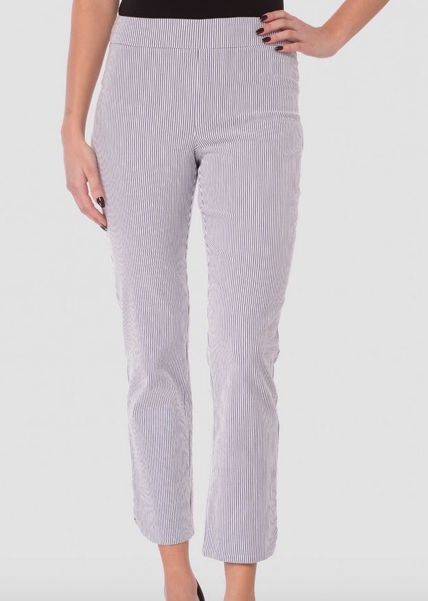 Joseph Ribkoff Pinstripe Ladies Pants 182917