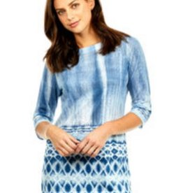 FRENCH DRESSING Tunic Top 1649451