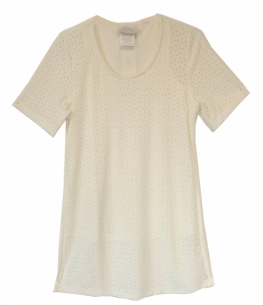 Artex Fashions Side Slit Top