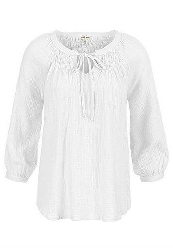 TRIBAL Raglan 3/4 Sleeve Blouse 58680-1347