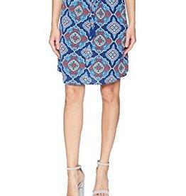 TRIBAL Pull On Skirt w/Tassel 24470-229