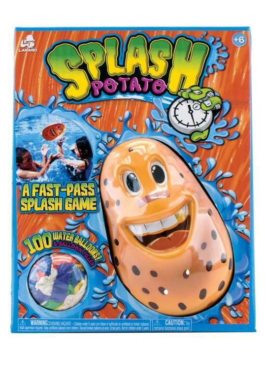 Toysmith Splash Potato