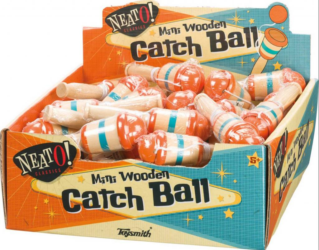 Mini Store Department Catch Josephs Wooden Ball WEDHIe2Y9b