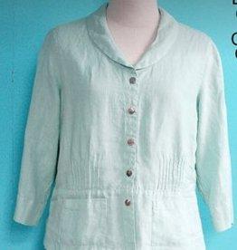 3/4 Sleeve Crop Jacket B1795002