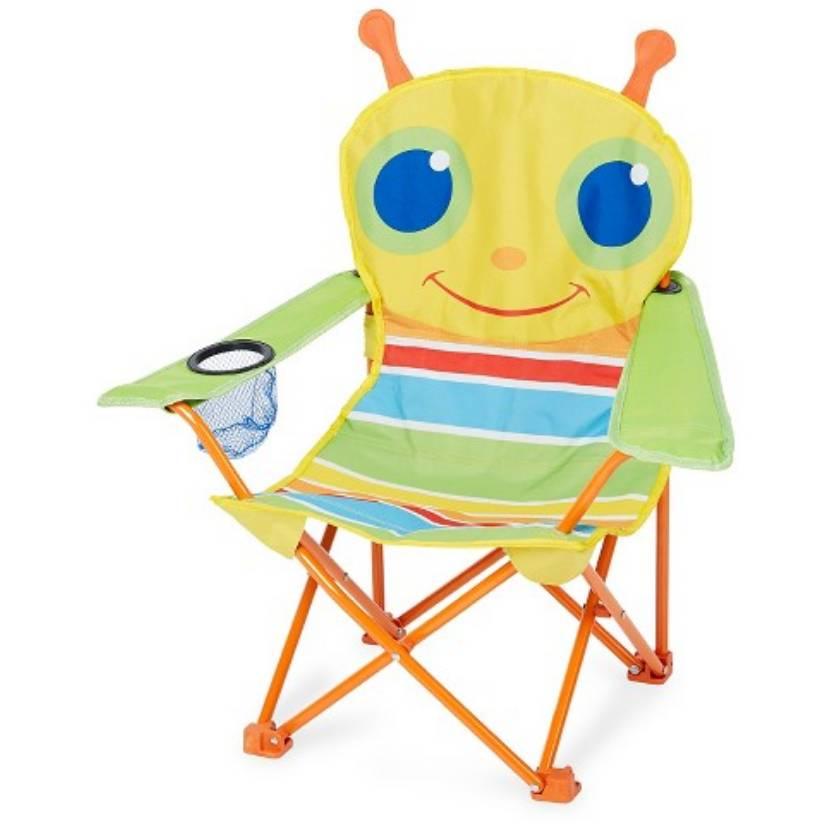 Melissa & Doug Happy Giddy Buggy - Camp Chair